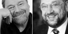 Was haben Martin Schulz und Jürgen von der Lippe gemeinsam?
