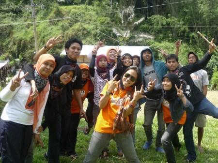Kelompok piranha yang dipimpin Cemma