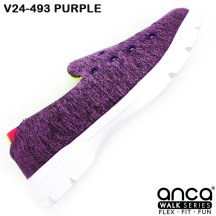 Anca Walk Series V24-493 Purple