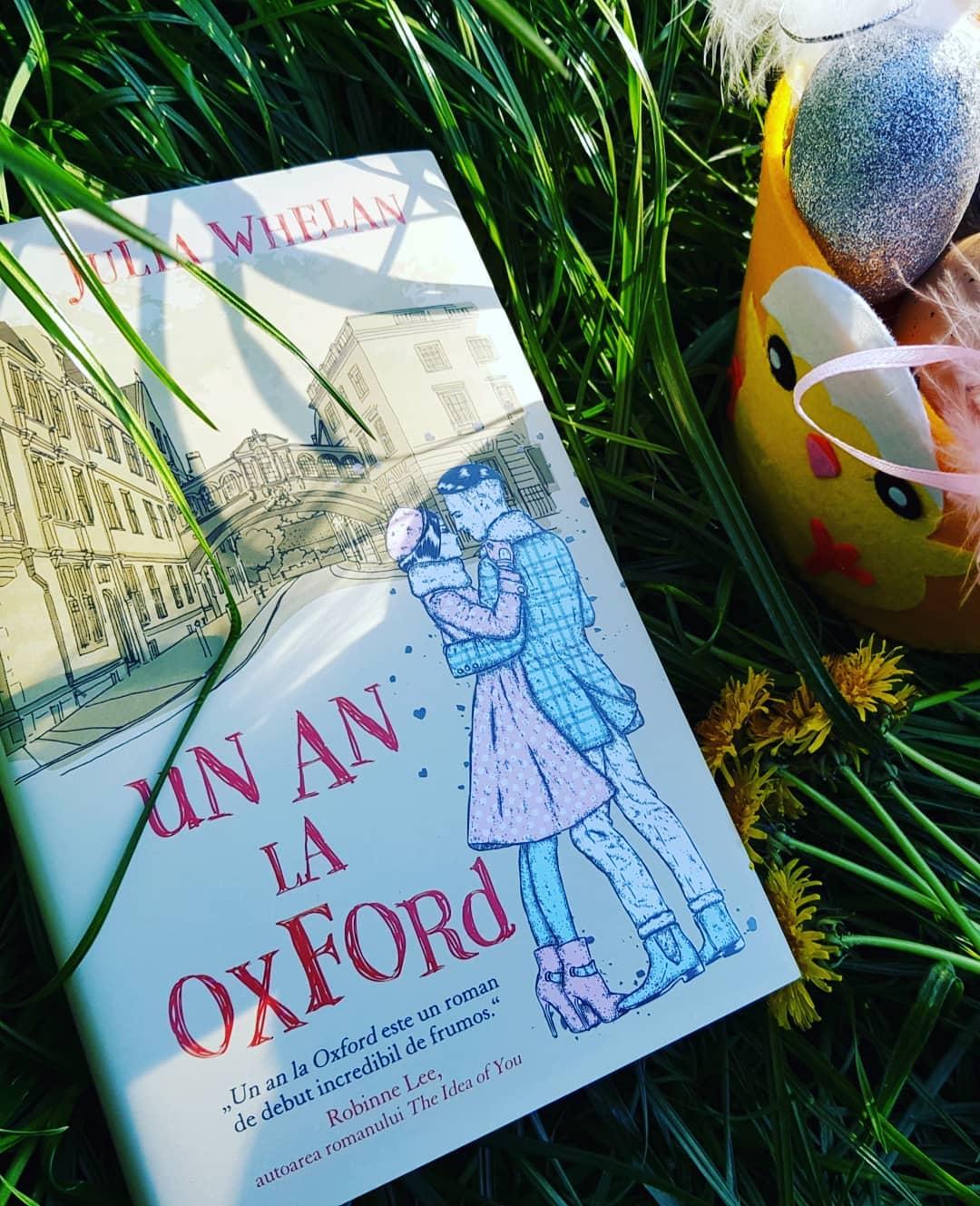 Un an la Oxford