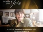 British, 2018 ANCA-WR Gala