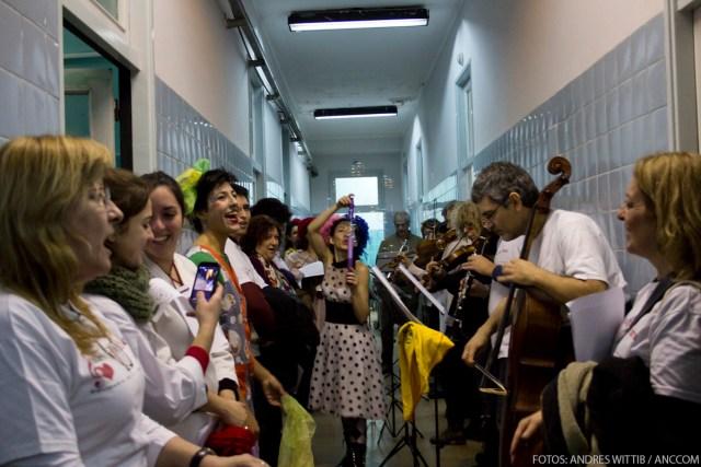 MPA es un proyecto solidario, gratuito e independiente conformado por un millar de músicos de diferentes orquestas del país que este mes cumple tres años en la Argentina.