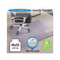 ES Robbins 45x53 Lip Chair Mat - ESR124154 - Shoplet.com