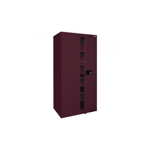 Sandusky Keyless Electronic Keypad Storage Cabinet