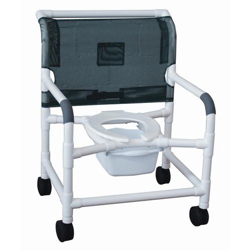 Mjm International PVC ExtraWide Shower Chairs