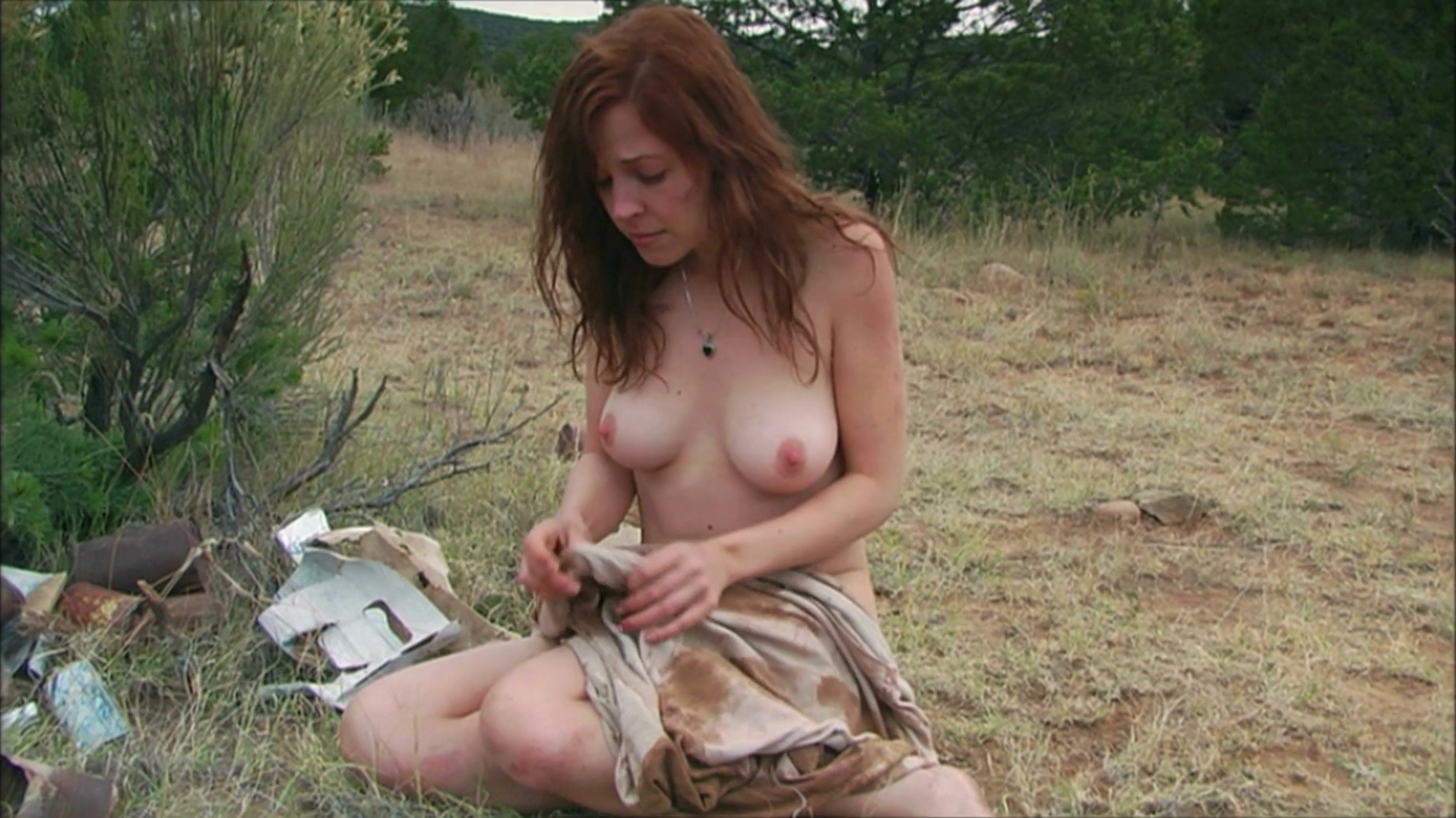 Uncut naked survival Naked and