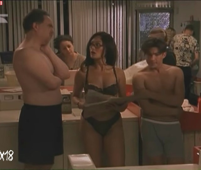 Naked Tia Carrere In Relic Hunter Ancensored