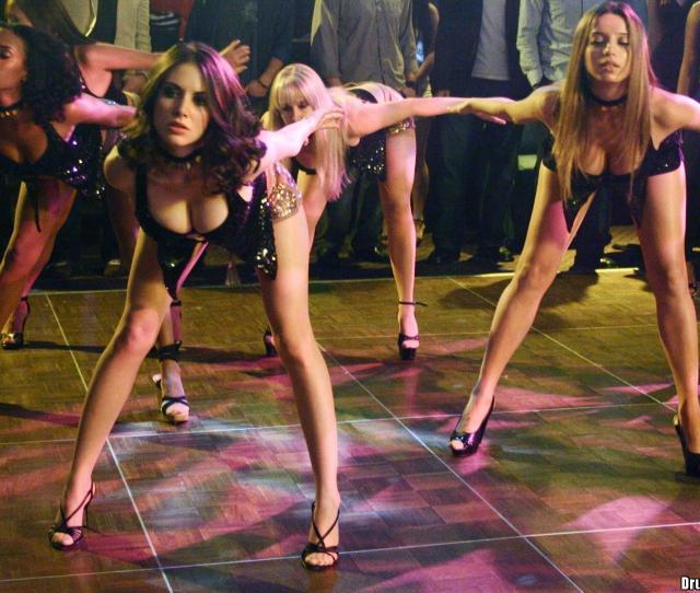 Naked Alison Brie In Hot Sluts