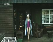 Lisa Wagner sex scene Kommissarin Heller - Tod am Weiher (2014) Nude Video Clip
