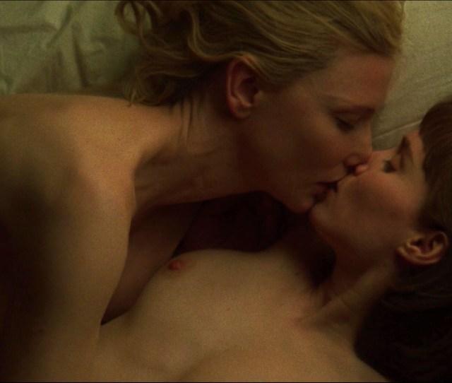 Naked Rooney Mara In Carol Ancensored