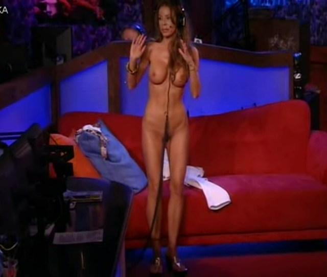 Naked Jamie Lynn In The Howard Stern Show