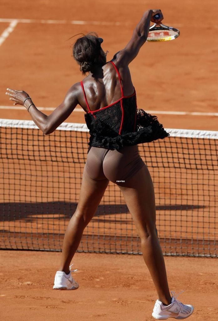 Venus Williams Nude Photos : venus, williams, photos, Venus, Williams, Pics,, ANCENSORED