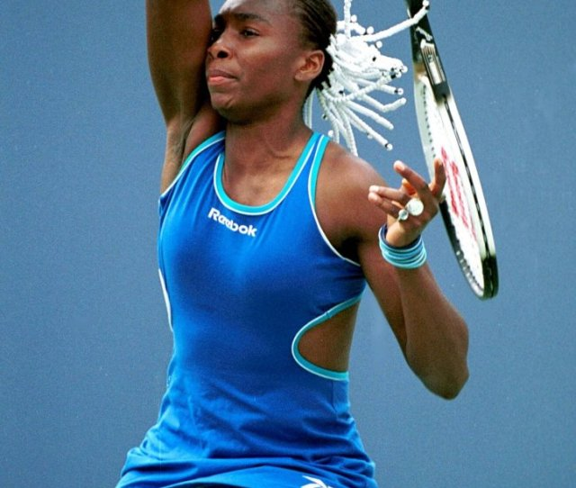 Naked Venus Williams In Ellen The Ellen Degeneres Show