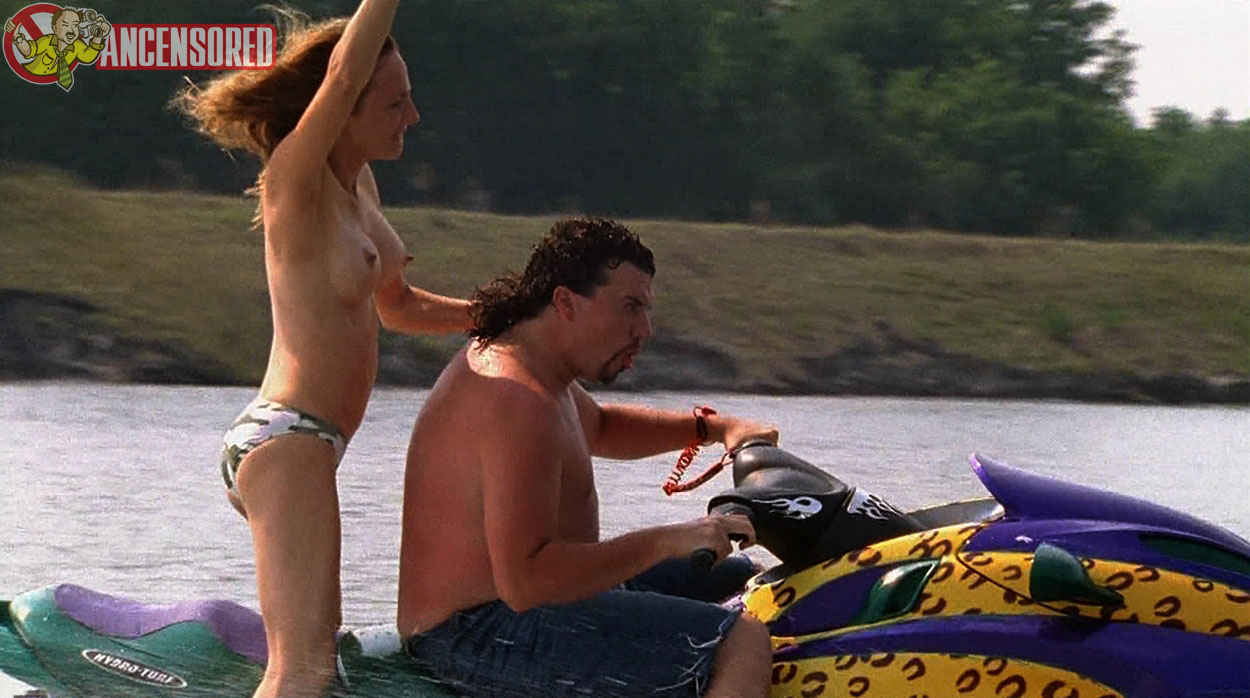 Naked Sylvia Jefferies in Eastbound  Down