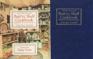 Book Cover Buttry Shelf Cook Book