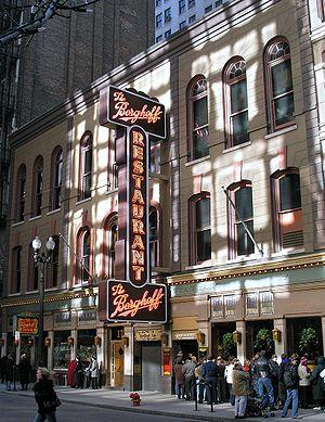 Berghoff Restaurant Chicago