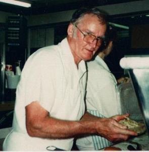 """Vintage family restaurant owner RIchard """"Dick"""" Kohler"""