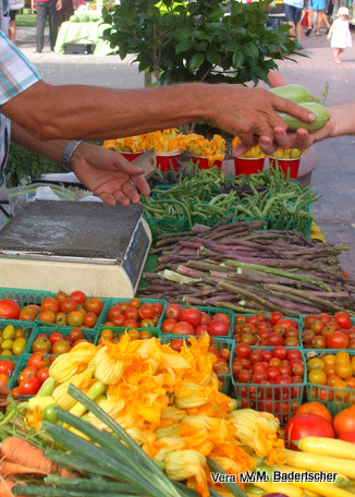Vegetables from Farmer's Market