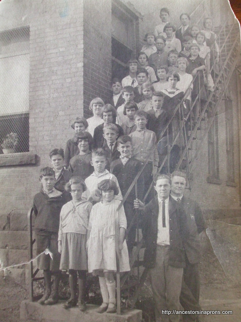 Killbuck school days circa 1930
