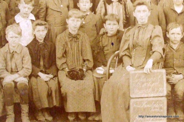 School Days in Killbuck 1863