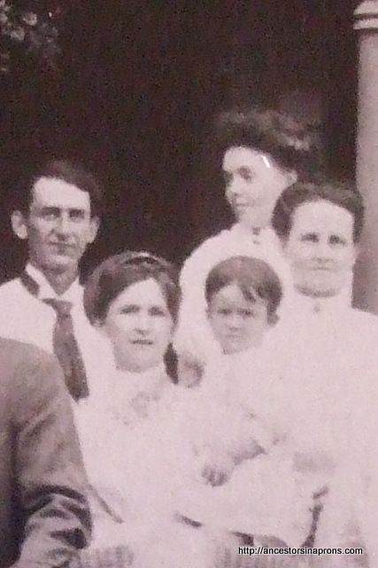 Herbert Anderson and family.
