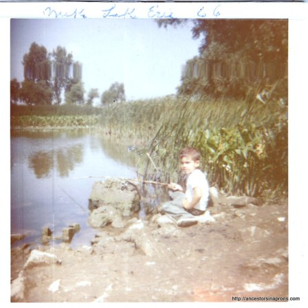 Mike Badertscher, Lake Erie 1966