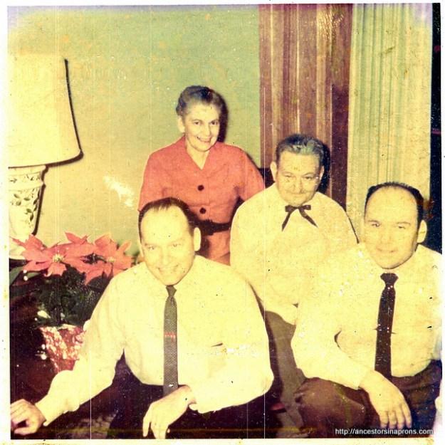 Fair Family 1954