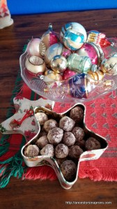 Christmas Cookie: Bourbon Balls