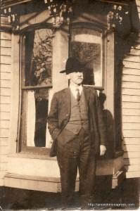 Franklin P. Anderson Circa 1924