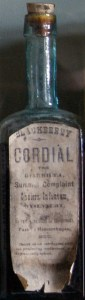Blackberry Cordial Medicine