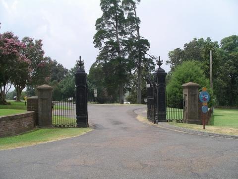 Vicksburg cemetery