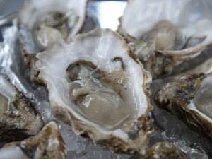 Oysters for Hangtown Fry