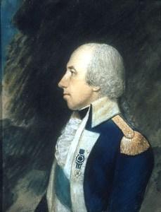 General Rufus Putnam. Painted by James Sharples Sr.1796-87. Public domain, NPS, via Wikimedia Commons