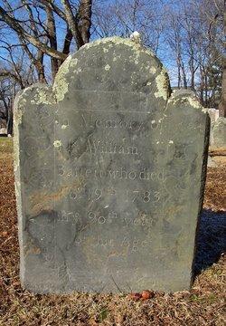 William Bassett Tombstone