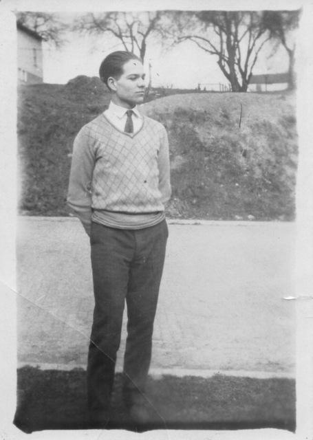 Paul Kaser 1920s