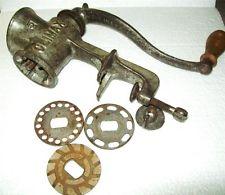 Vintage food grinder