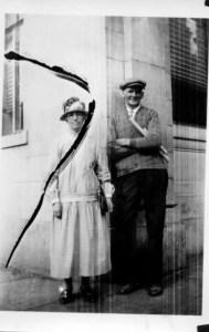 Irene Kaser 1920's