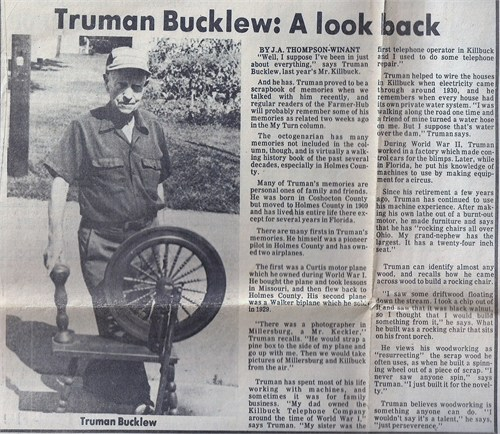 Truman Bucklew article