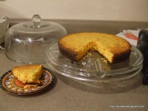 Swiss Carrot Cake