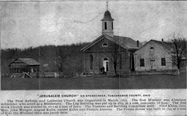 New Jerusalem Church