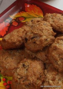 Family Favorite: Banana Nugget Cookies