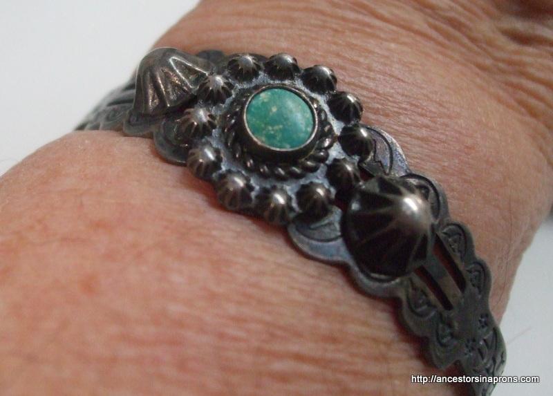 Indian bracelet 1945