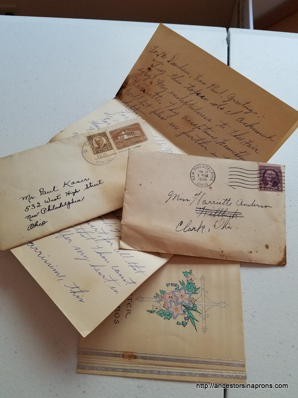 love letters 1938