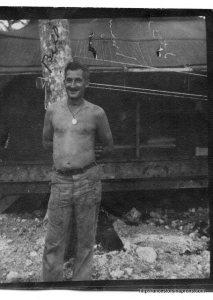 Bill Anderson, WWII