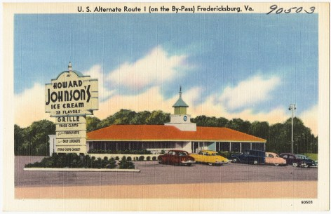 Howard Johnson's Restaurants