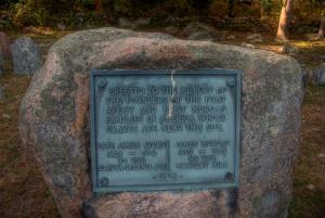 James Morgan memorial