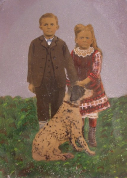 Will and Maud Stout