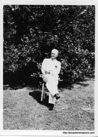 Guy Anderson 1934