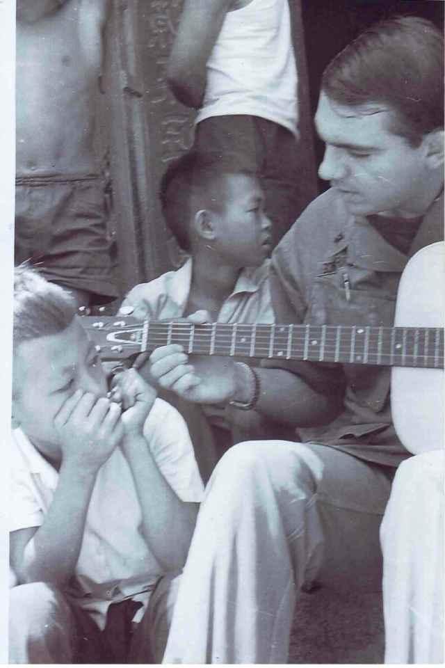 Vietnam orphans