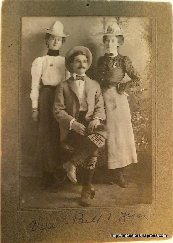 Vera May Stout 1900